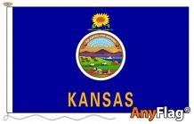 - KANSAS ANYFLAG RANGE - VARIOUS SIZES